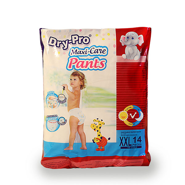 DryPro baby pants convenience pack 15-25kg 14